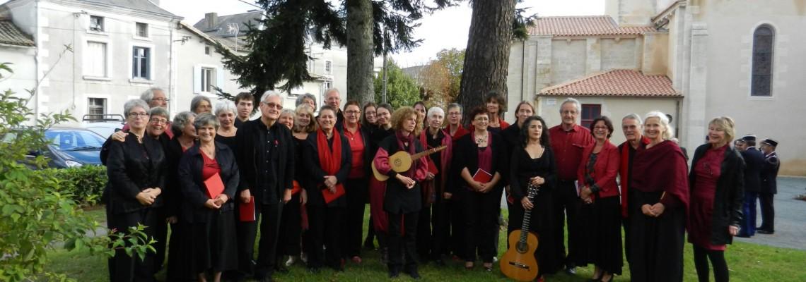 Concert à Mazières-en-Gâtine avec le Trio Morenica